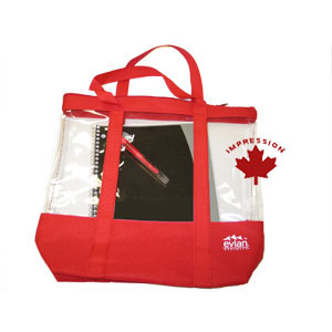 canadian made convention tote bags. Black Bedroom Furniture Sets. Home Design Ideas