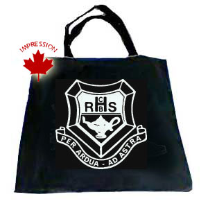 Recycled Plastic Soda Bottle Shopping Tote Bag