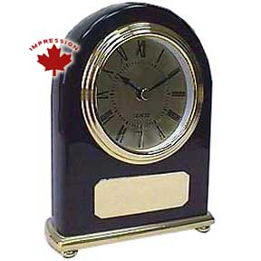Wood Mantel Clock  or  desk Clock