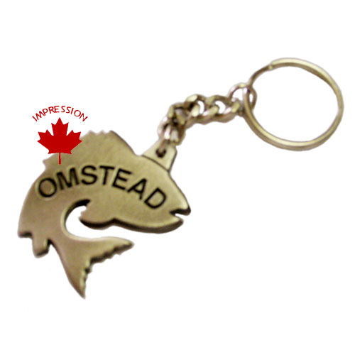 Custom Metal Keychains Cast With Lead-free Metal
