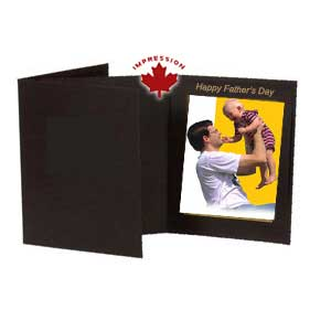 Father Day Cardboard Picture Frame Folder