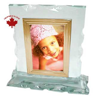 Engraved Glass Photo Frames Made In Canada