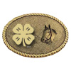 4h Riding Club Buckles, 4-h  Belt Buckles