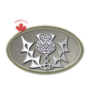 Highland & Celtic Belt Buckles For Kilts