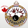 Bowling Medallions And Award Medals
