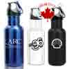 Recyclable/Reusable Stainless Steel Water Bottles