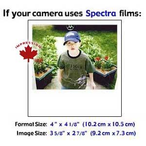 spectra instant film photo frame folder. Black Bedroom Furniture Sets. Home Design Ideas