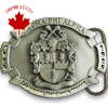3D BeltBuckles (Pewter)