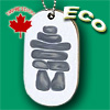 Eco Dog Tags